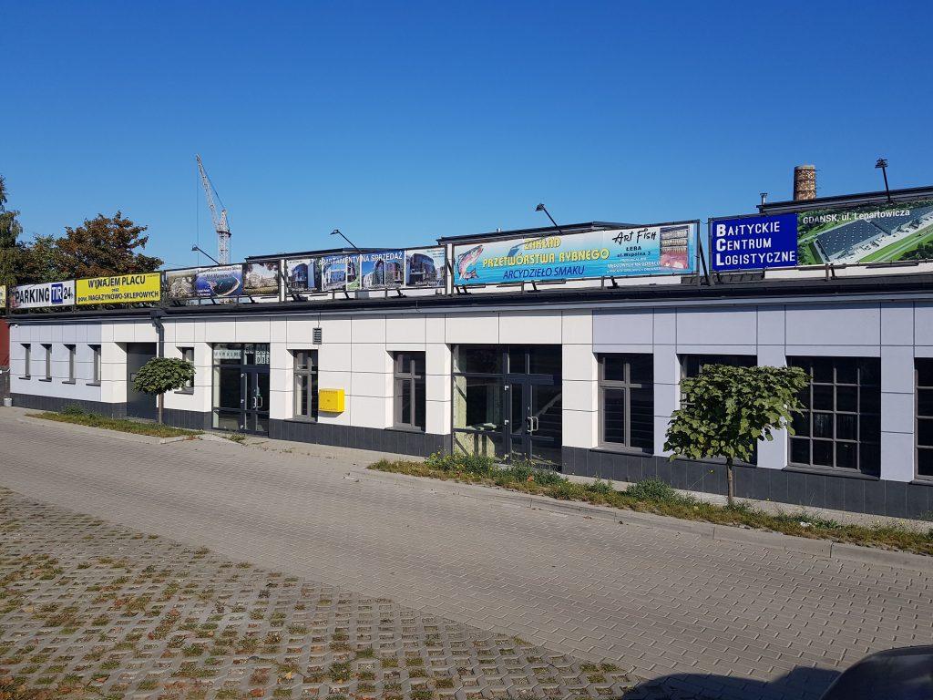 Flex Gdynia - biura